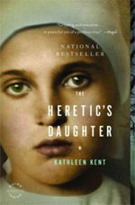 cover to The Heretic's Daughter